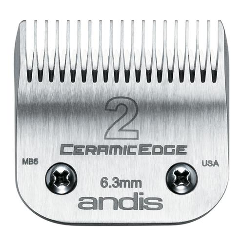 Andis Ceramic Edge Detachable Blade Size 2 #63030