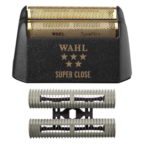 Wahl 5 Star Finale Replacement Foil & Cutter Bar Assembly - Gold