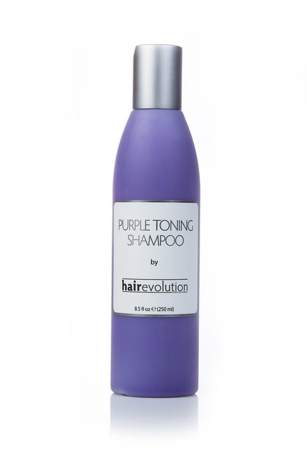 Hair Evolution Purple Toning Shampoo