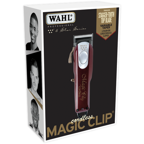 Wahl Professional 5 Star Magic Cordless Clipper