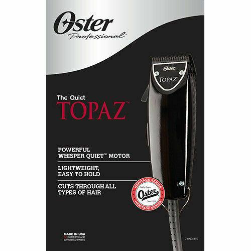 Oster Topaz Clipper