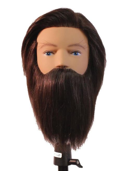 """Mannequin """"Peter"""" - 100% Human Hair"""