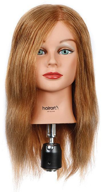 "Mannequin ""Brooke"" - 100% Human Hair"