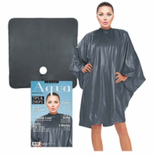 Cricket Waterproof Cape Black