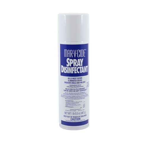 Mar-V-Cide Spray Disinfectant 16.5 oz
