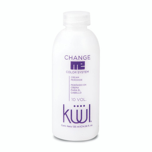 Kuul 10 Volume Cream Developer 4.56 Ounce (135ml)