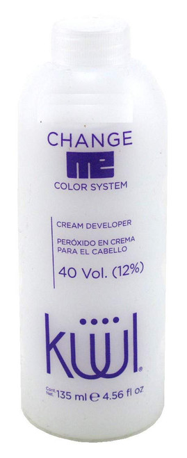 Kuul 40 Volume Cream Developer 4.56 Ounce (135ml)