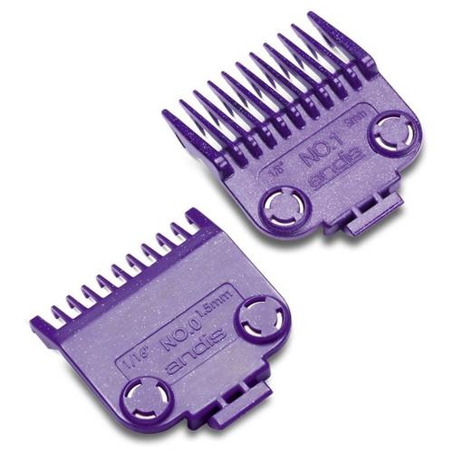Andis Master Dual Magnet 2 Pcs Comb Set #01900