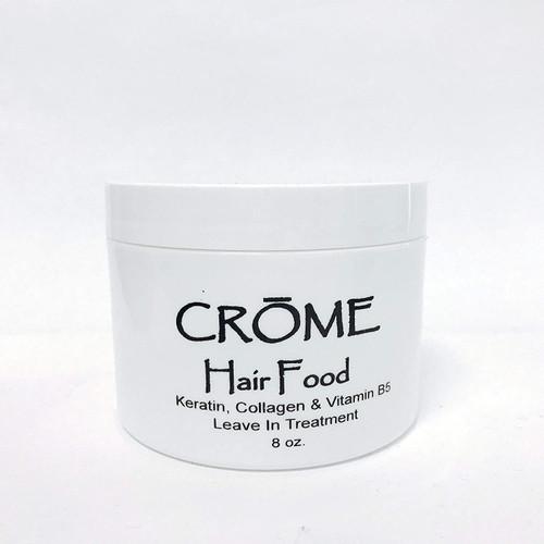 Crome Hair Food 8oz