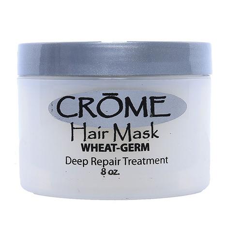 Crome Hair Mask Wheat Germ 8oz