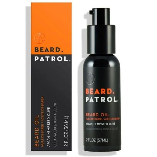 Bump Patrol Beard Patrol Beard Oil 2 oz