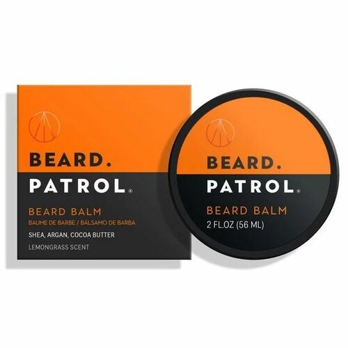 Bump Patrol   Beard Patrol Beard Balm 2 oz