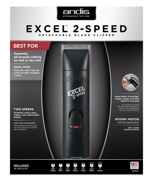 Andis Excel 2 Speed