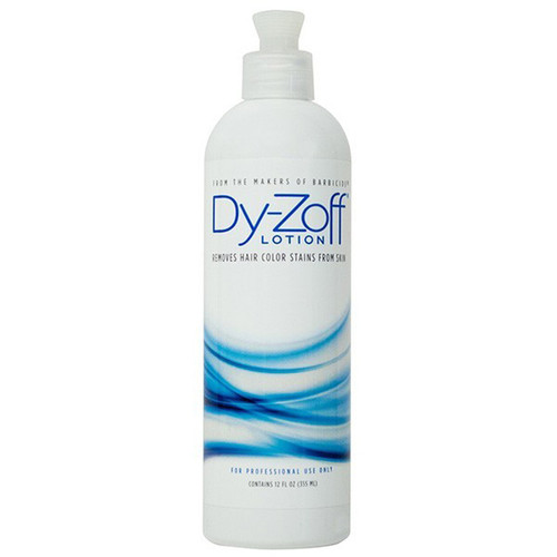 Dy-Zoff Hair Color Stain Remover Lotion 12oz
