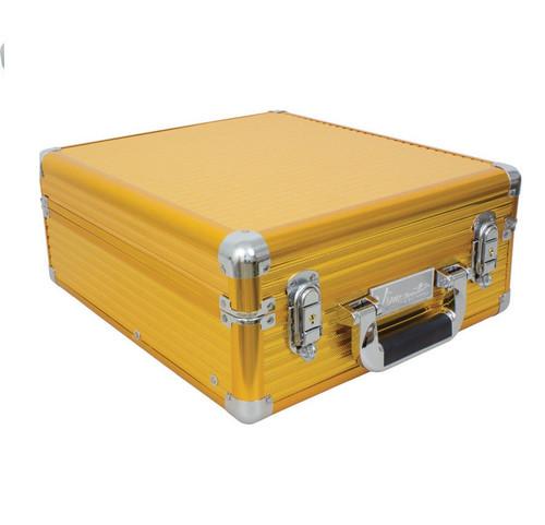Vincent Master Medium Barber Case Gold