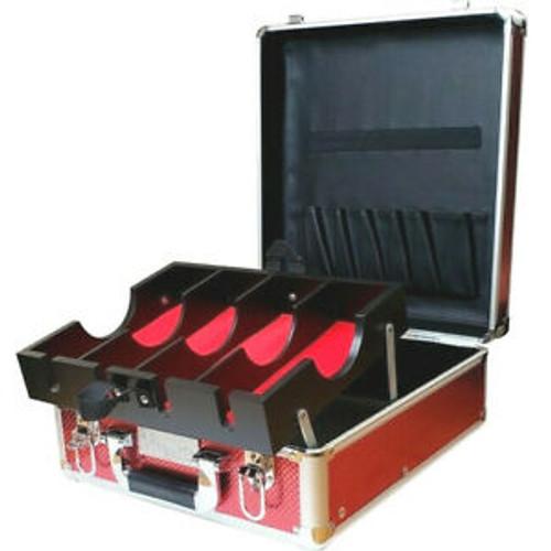 Vincent Master Medium Barber Case Red