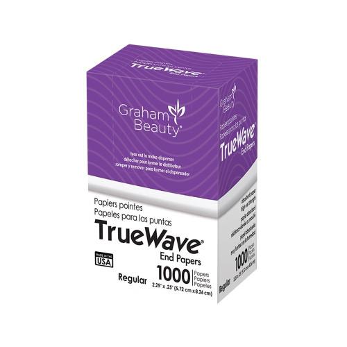 Graham True Wave End Papers Regular  12PK
