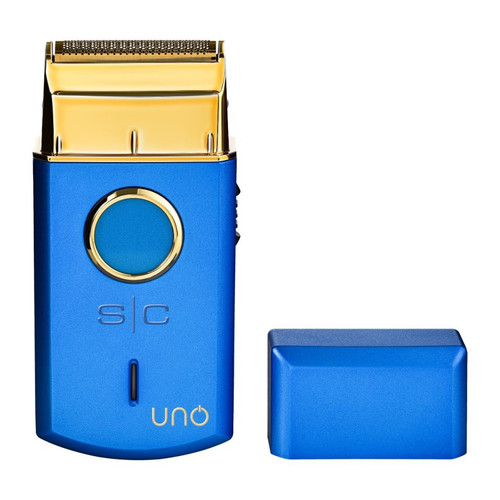 Stylecraft Uno Professional Single Foil Shaver (Blue)