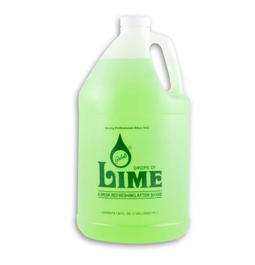 Gabels Lime After Shave  Gallon