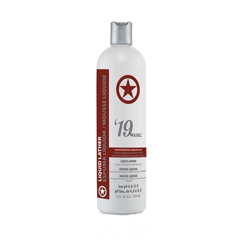 Wahl Professional Pre-Mixed Liquid Lather Solution 12 oz