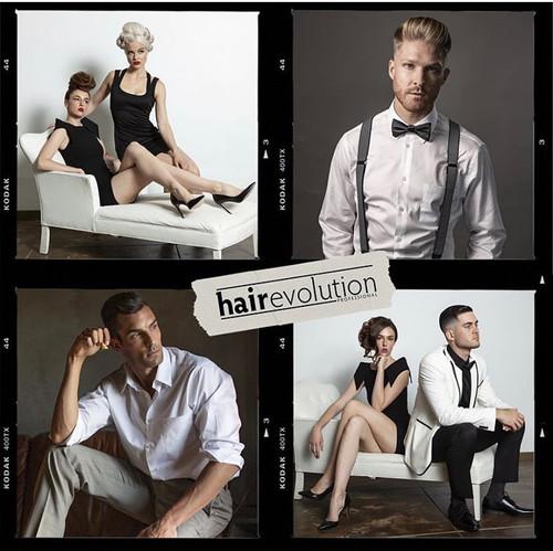 Hair Evolution Barbershop /Salon Package