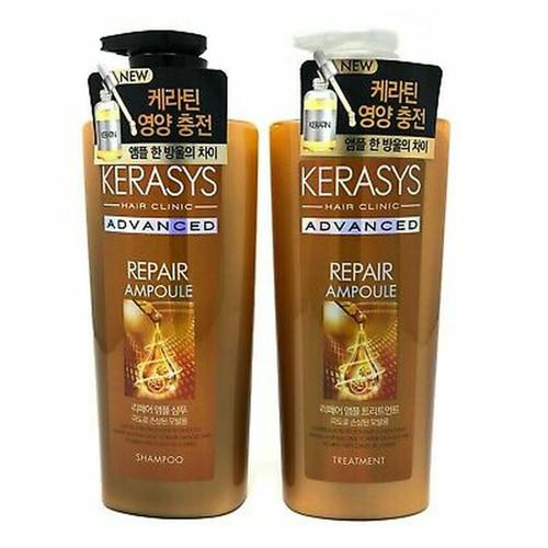 Kerasys Nutritive Advanced Ampoule Shampoo Duo 12oz