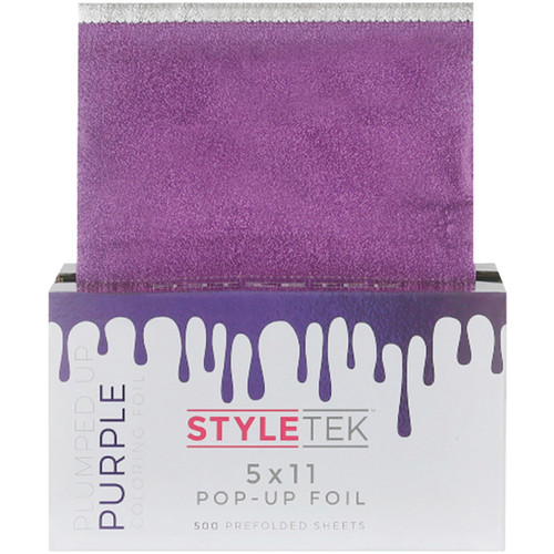 Styletek Coloring Foil Plumped up in Purple  5x11 500CT