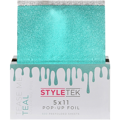 Styletek Coloring Foil Tease me Teal 5x11 500CT