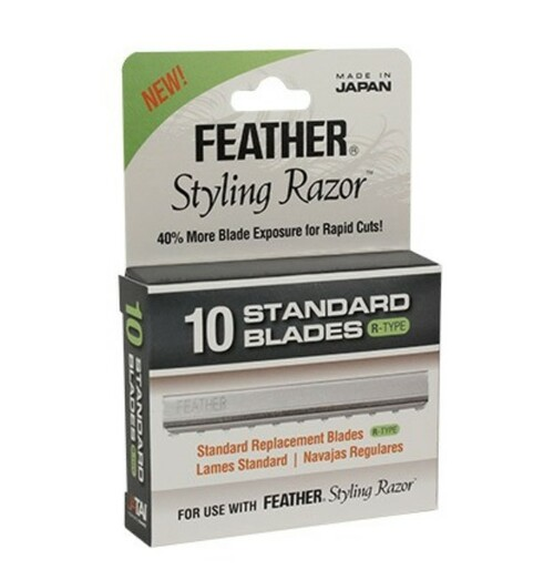 Feather Styling Razor Standard R-Type Blades