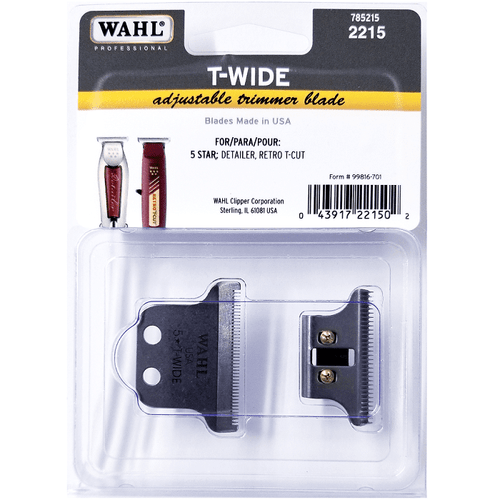 Wahl Professional Extra T Wide Blade 2215