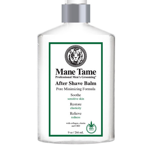 Mane Tame Aftershave Balm with CBD