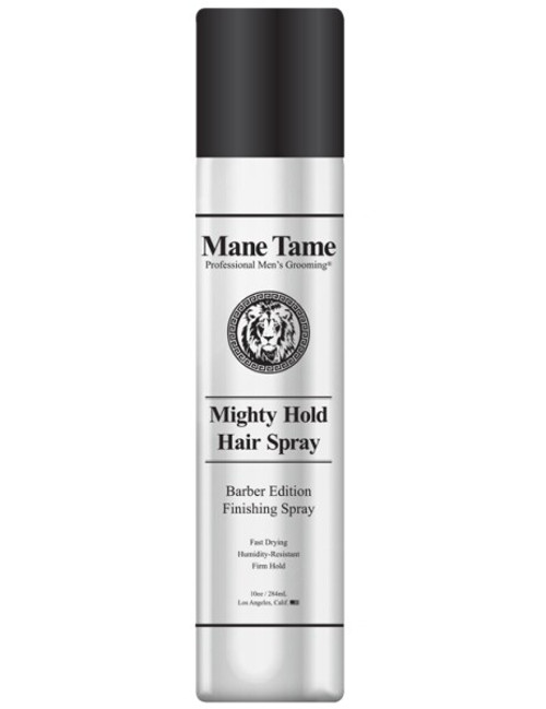 Mane Tame Mighty Hold Hair Spray 10oz