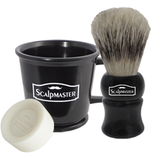Scalpmaster Shaving Set SC-SHAVESET