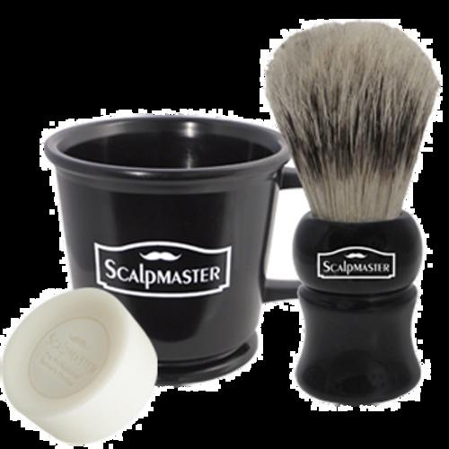 Scalpmaster Shaving Set SC-SHAVESET