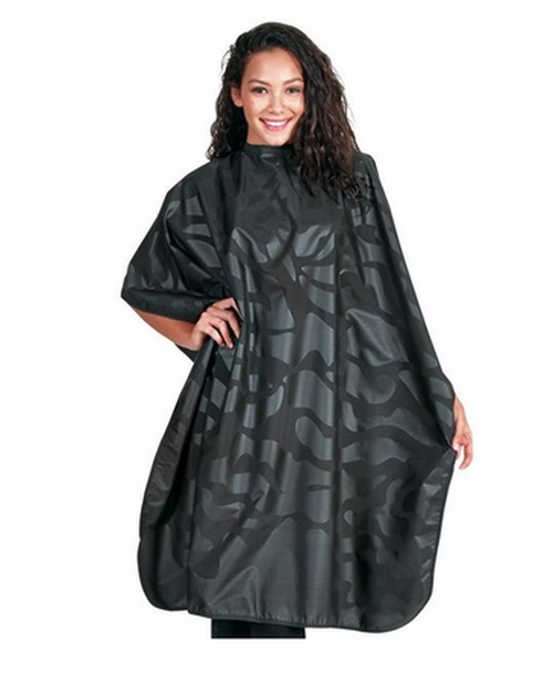 Betty Dain Bleachproof All Purpose Cape Black 530