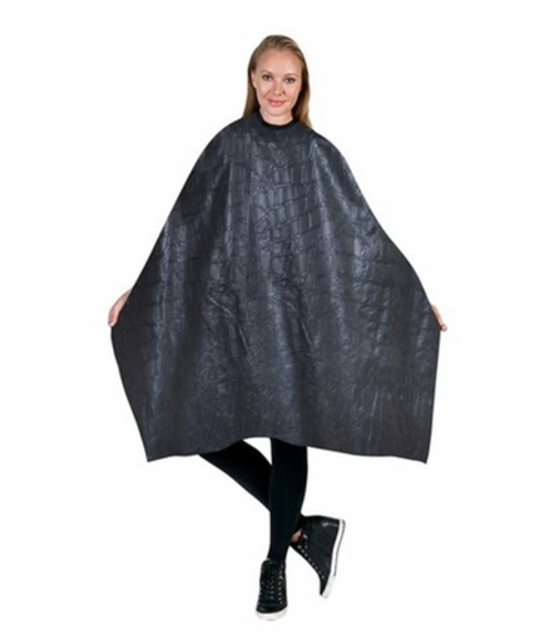 Betty Dain Alligator Hide All Purpose Cape Black 560