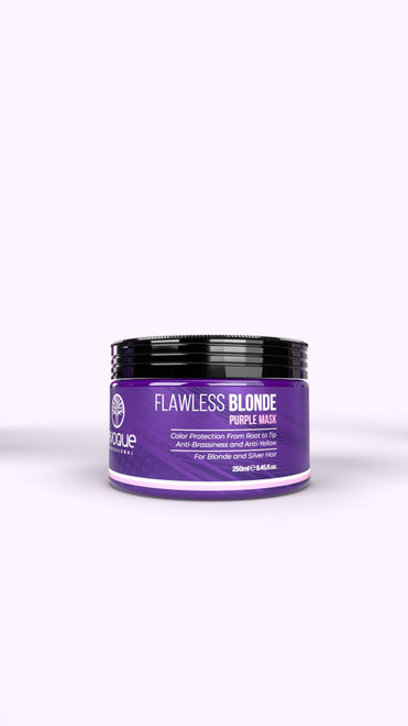 Purple Mask for Blonde, Silver and Platinum Hair 8.4oz
