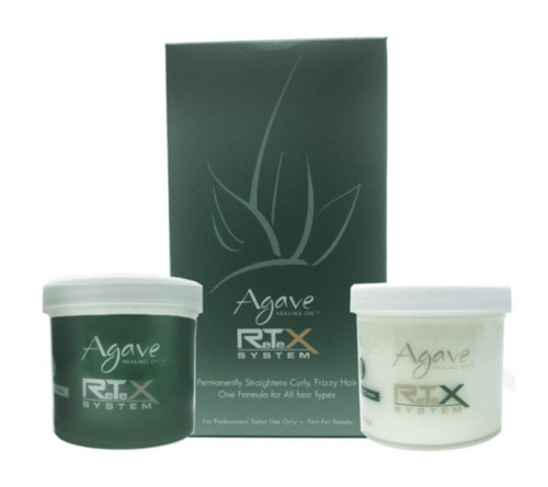 Agave Retex Hair Straightening System