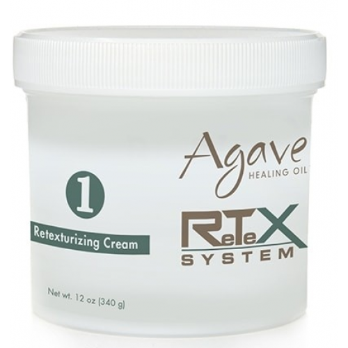 Agave Retex Straightening Cream #1  12oz