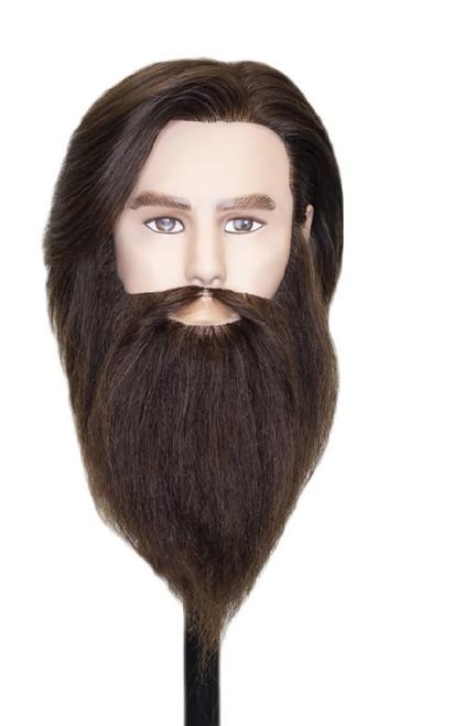 Mannequin Liam  100% Human Hair