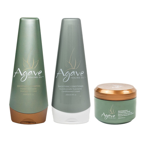 Agave Cleanse and Condition Bundle