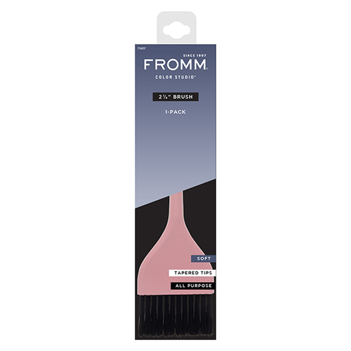 """Fromm 2 1/4"""" Firm Color Brushes"""