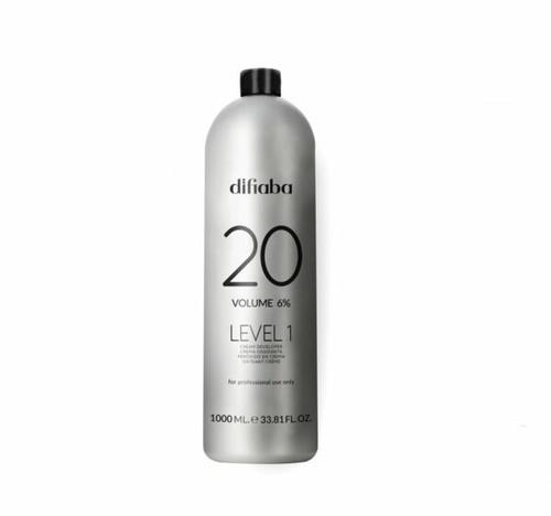 Charcolite Level 1 Cream Developer 20 Volume 33.8 oz
