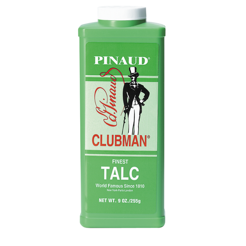 Clubman White Talc Powder 9 oz