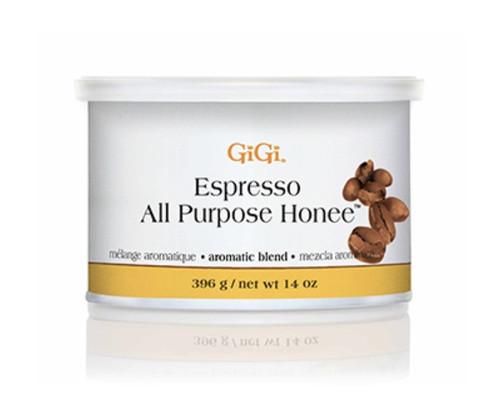 GiGi Espresso All Purpose Honee Wax 14 oz