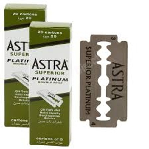 Astra Double Edge Blades