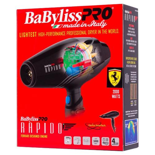 BaByliss Pro Rapido Dryer