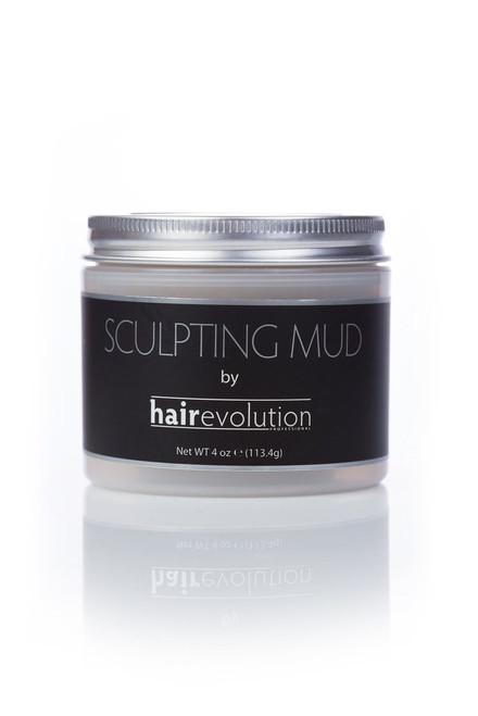 Hair Evolution Sculpting Mud 4 oz