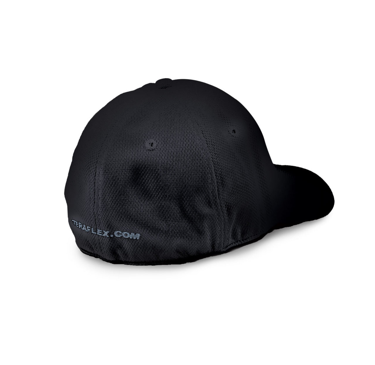 ee053f260e2 Teraflex Pro Style Stretch Hat - Black - Universal Fit - Hill ...