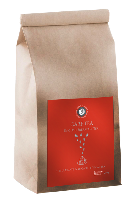 Organic Single Estate English Breakfast Tea (250g)